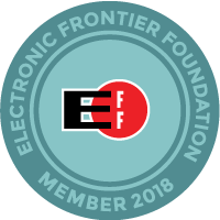 EFF Badge